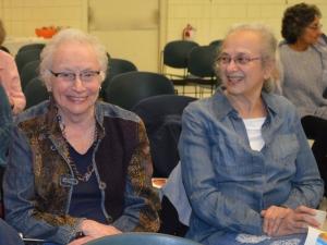 Donna C and Dina