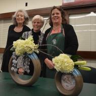 Kathy Hawes Valerie Kafka and Patricia Simmons