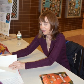 Lisa See book signing
