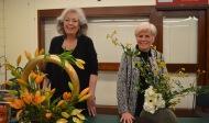 Valerie Kafka and Patricia Simmons
