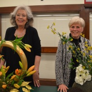 Valerie Kafka and Patricia Simmons